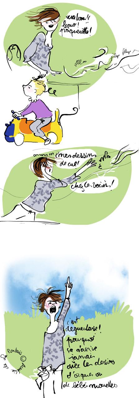 182 illustration je parle au vent 3 Où je perds le contrôle (je parle au vent)