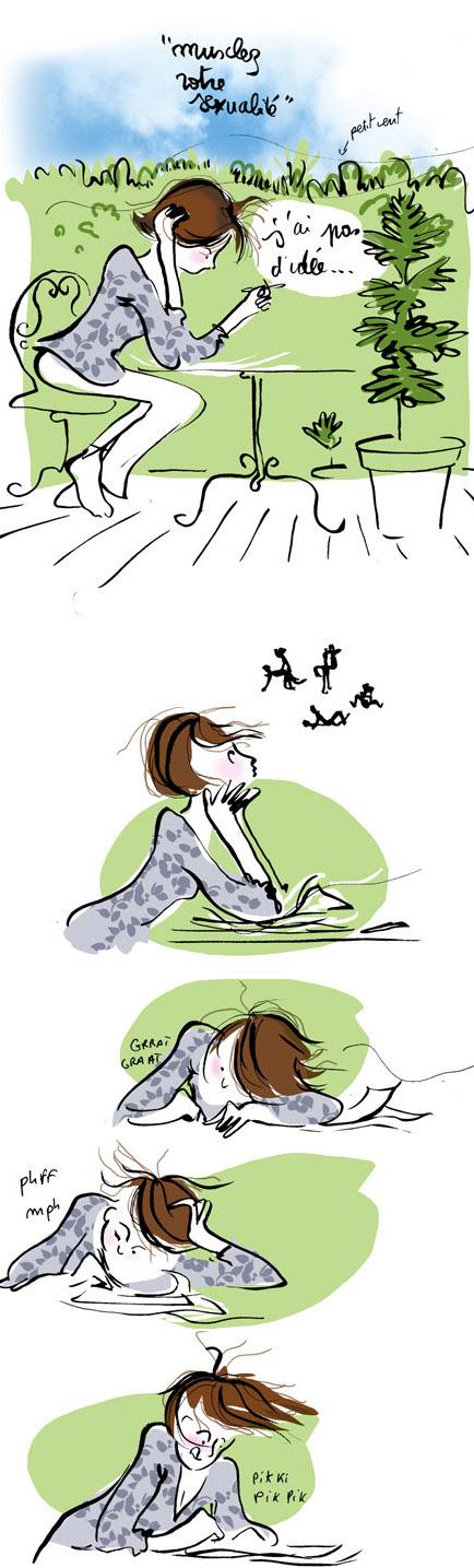 182 illustration perd le controle 1 Où je perds le contrôle (je parle au vent)