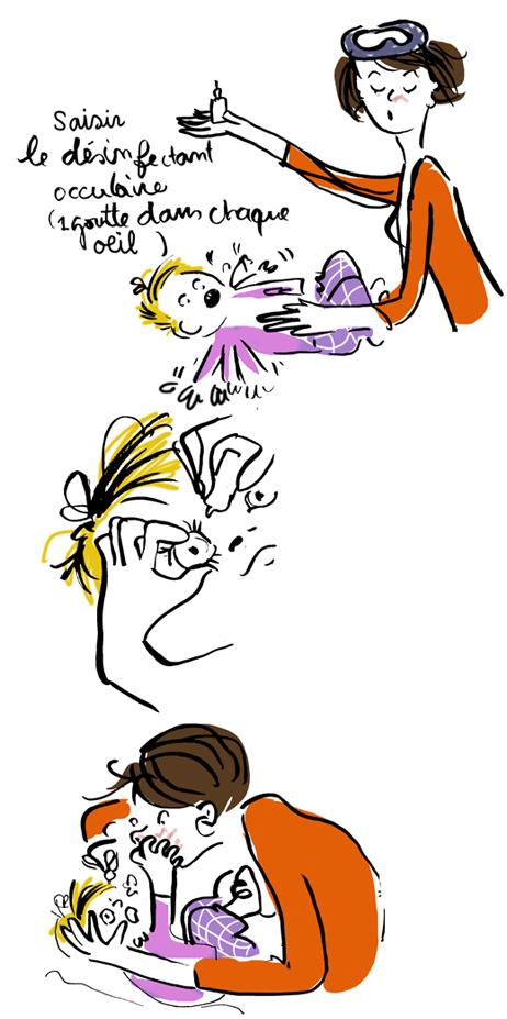 187 dessin comment soigner un enfant Comment soigner un enfant (sans forcément loccire)