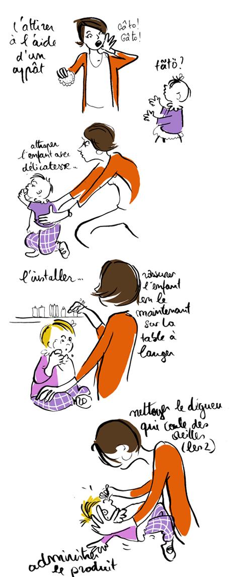 187 illustration soigner un enfant 1 Comment soigner un enfant (sans forcément loccire)