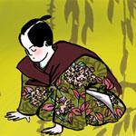 Illustration Samourai et petit Judoka mois de Janvier 150x150 Mareine Création