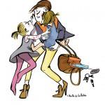 Illustration du texte « Metro boulot catho 24 heures dans la vie d'une femme » 150x150 Edifa