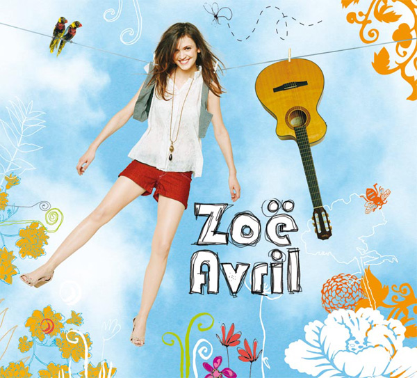 couverture-de-l'album-de-Zoe-Avril