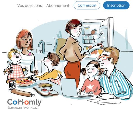Illustration pour le site